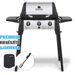 Broil King kerti gázgrill – Porta Chef 320 Csomagakció!